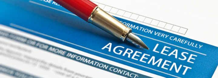 Forklift leasing agreement picutre